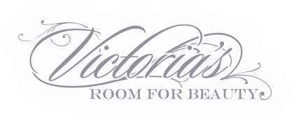 Victoria's Room for Beauty logo