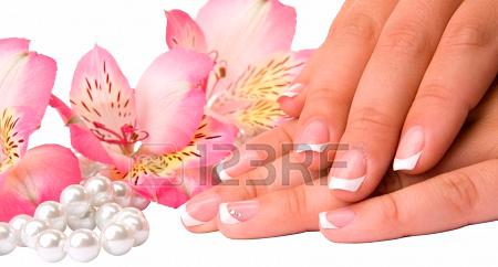Orkidea ja kynnet