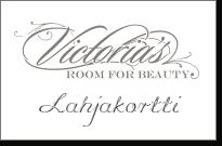 Victorias lahjakortti