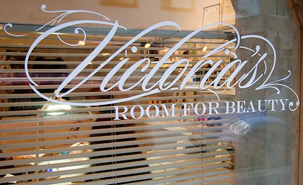 Victoria Room for Beauty liikehuoneisto